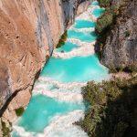 Como visitar as Águas Turquesas de Millpu no Peru