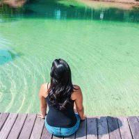 Como visitar a Lagoa Azul em Pimenta Bueno Rondônia